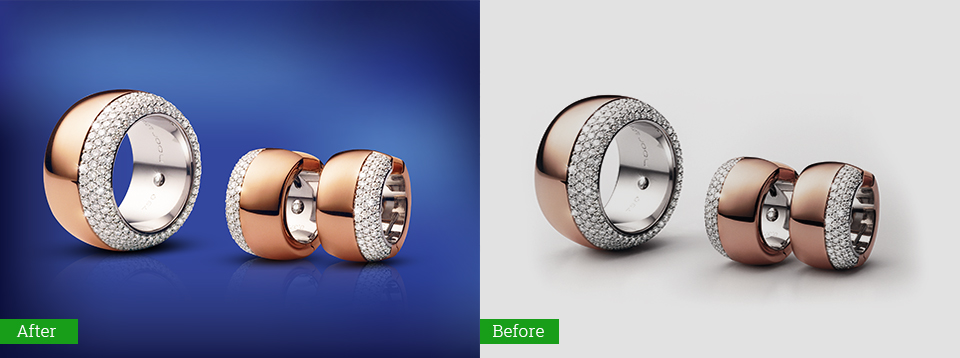 Product Retouching Services uk
